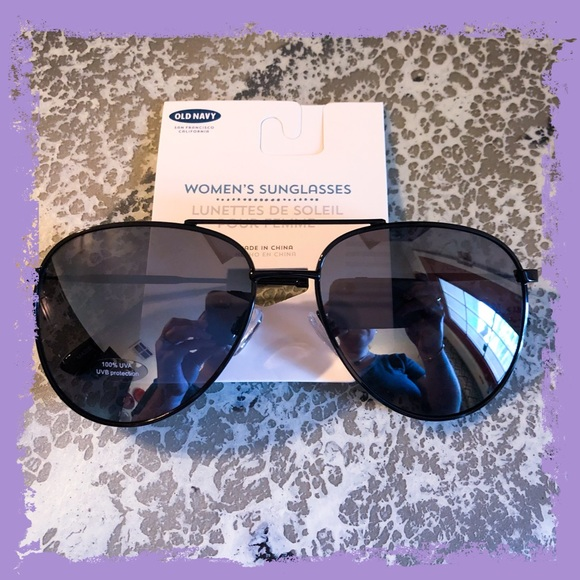 4e03cff68a 🚨FIRM🚨NWT Old Navy Women s Aviator Sunglasses